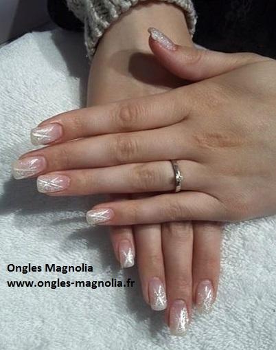 decoration ongles naturels