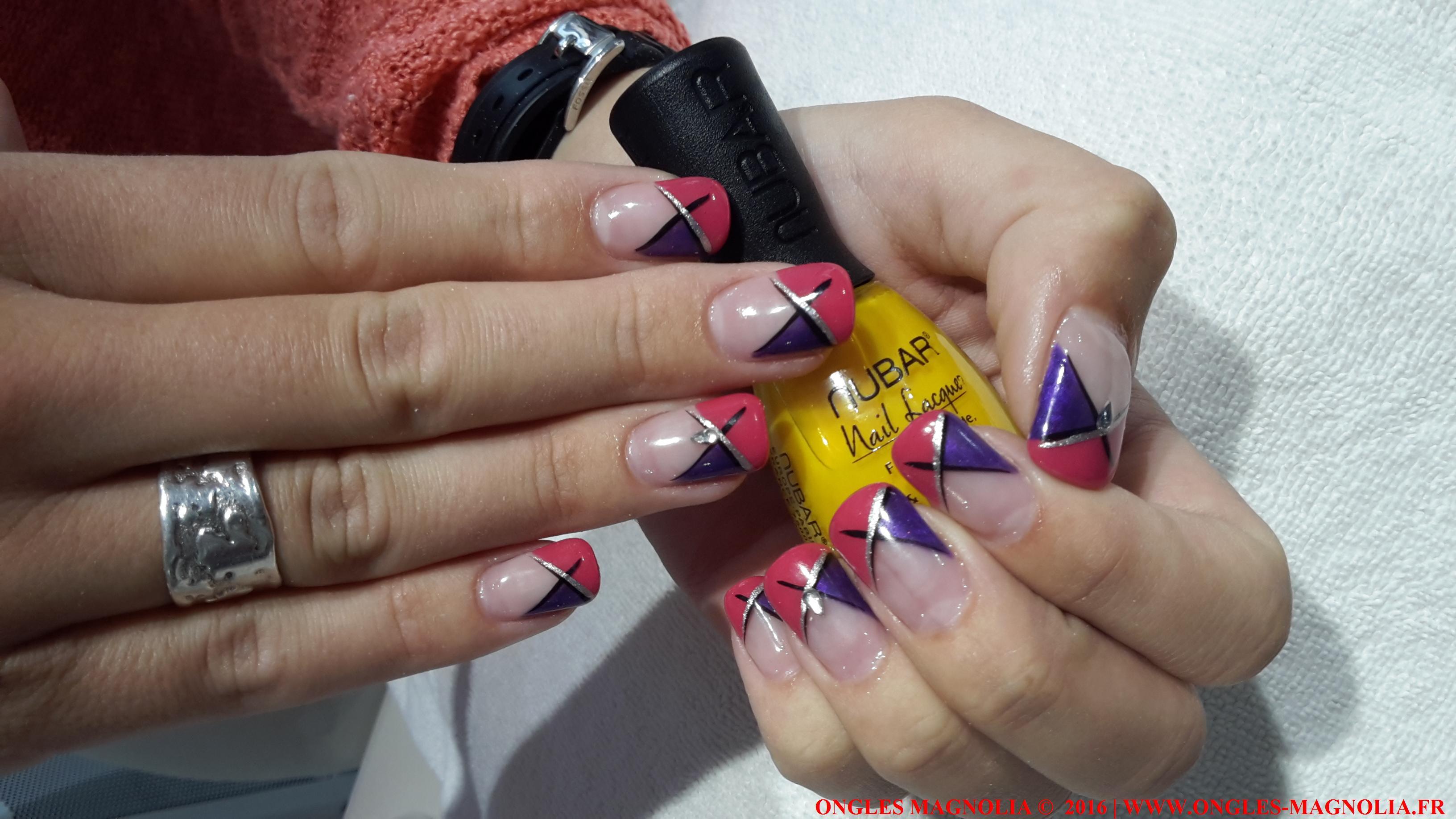 Pose-ongles-nail-art-neuville-sur-saone-lyon-ongles magnolia 012016