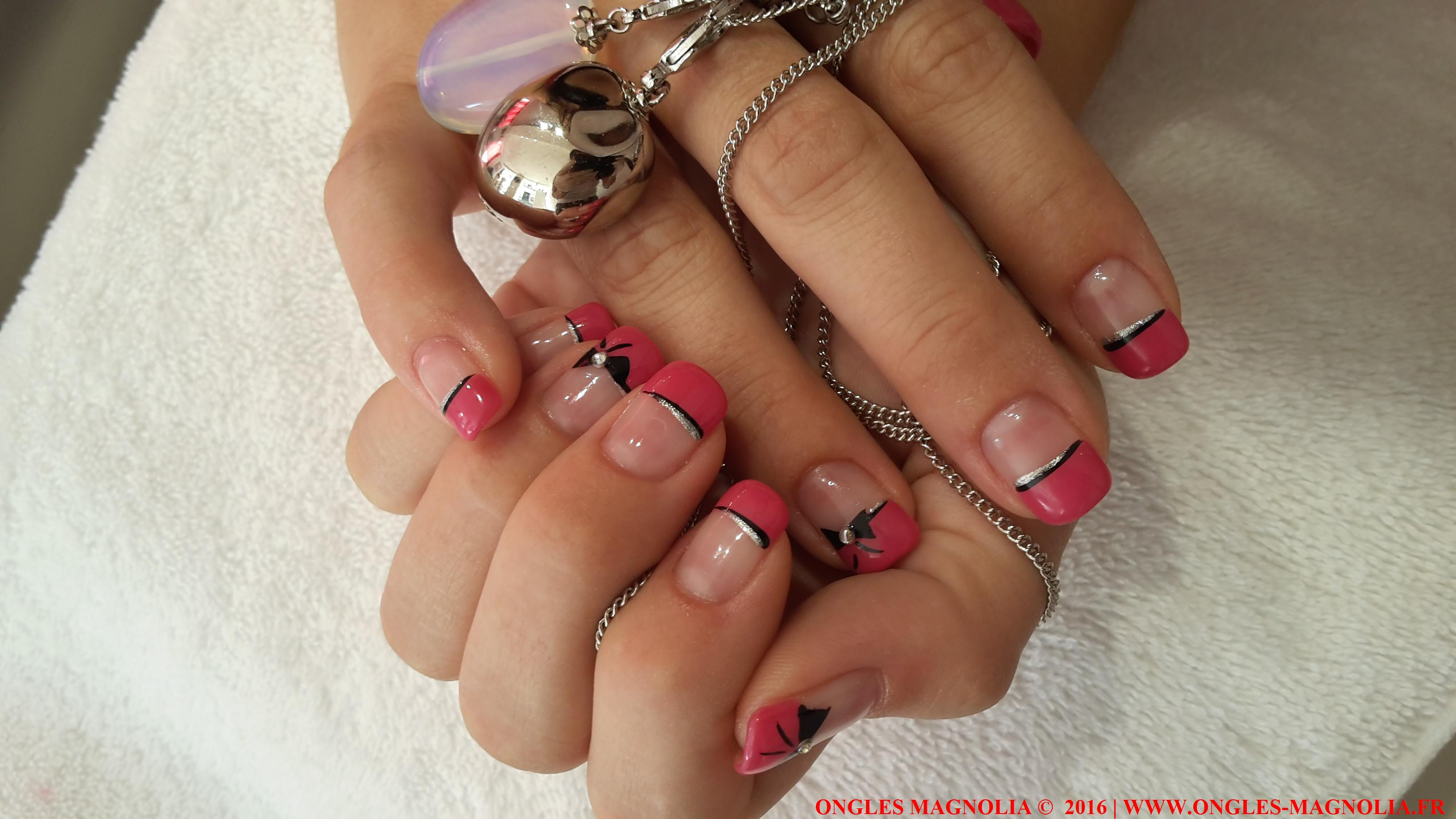 Pose-ongles-nail-art-neuville-sur-saone-lyon-ongles magnolia 032016