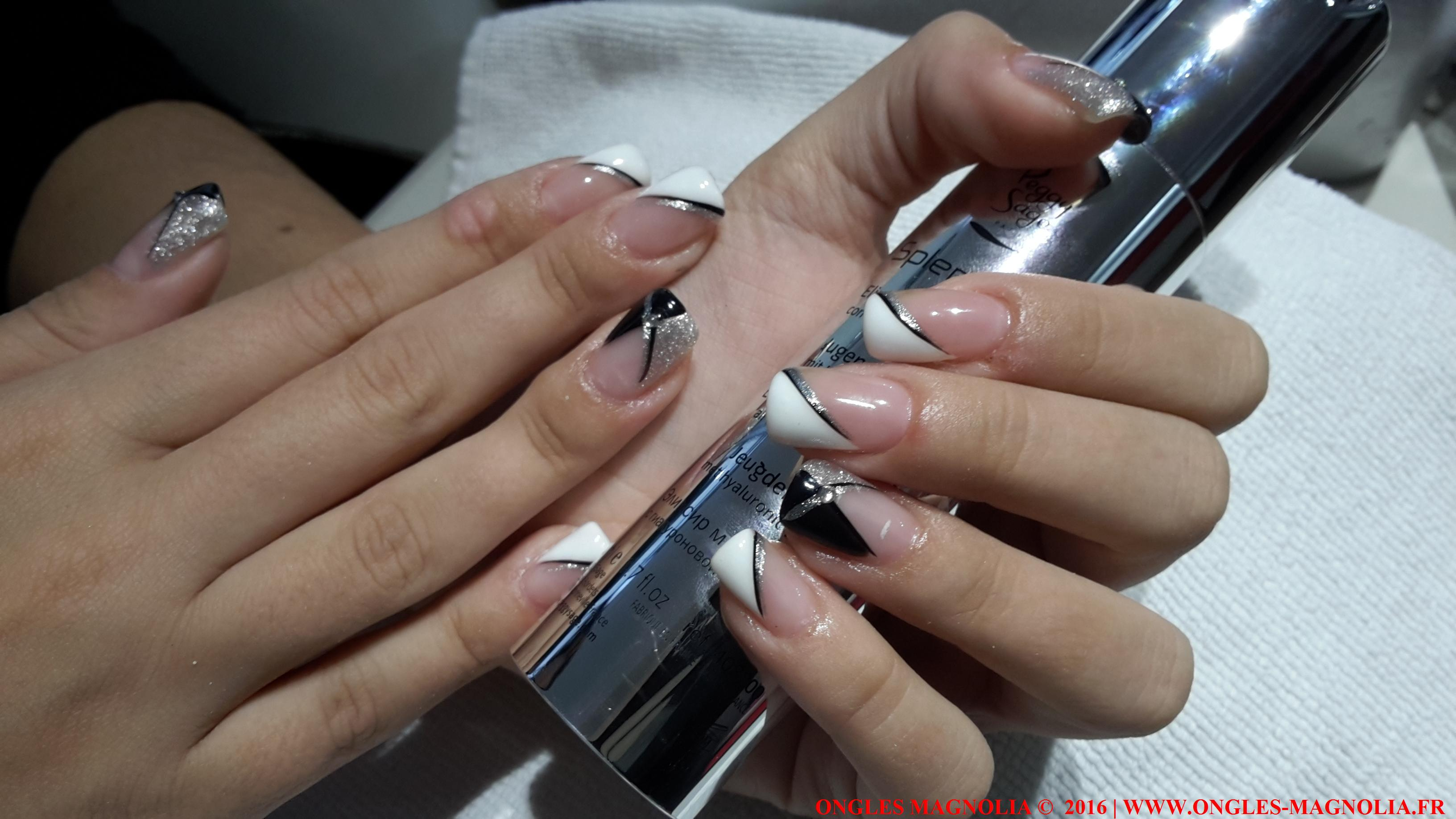 Pose-ongles-nail-art-neuville-sur-saone-lyon-ongles magnolia 112016