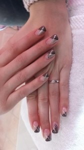 ongles-en-gel-French-bicolore-Ongles-Magnolia