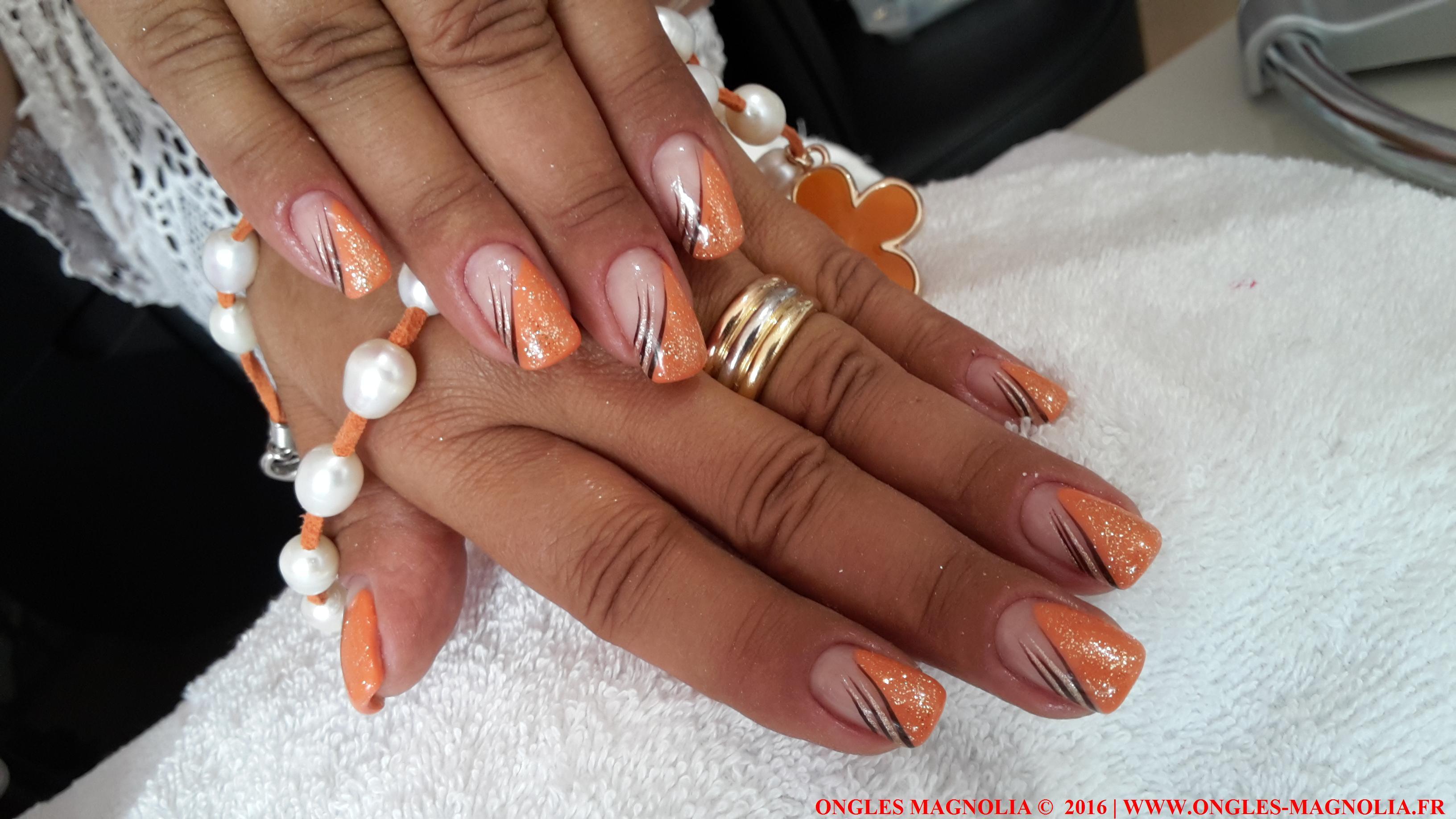 Pose-ongles-nail-art-neuville-sur-saone-lyon-ongles magnolia 062016