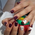 Pose ongles nail art neuville sur saone lyon ongles magnolia